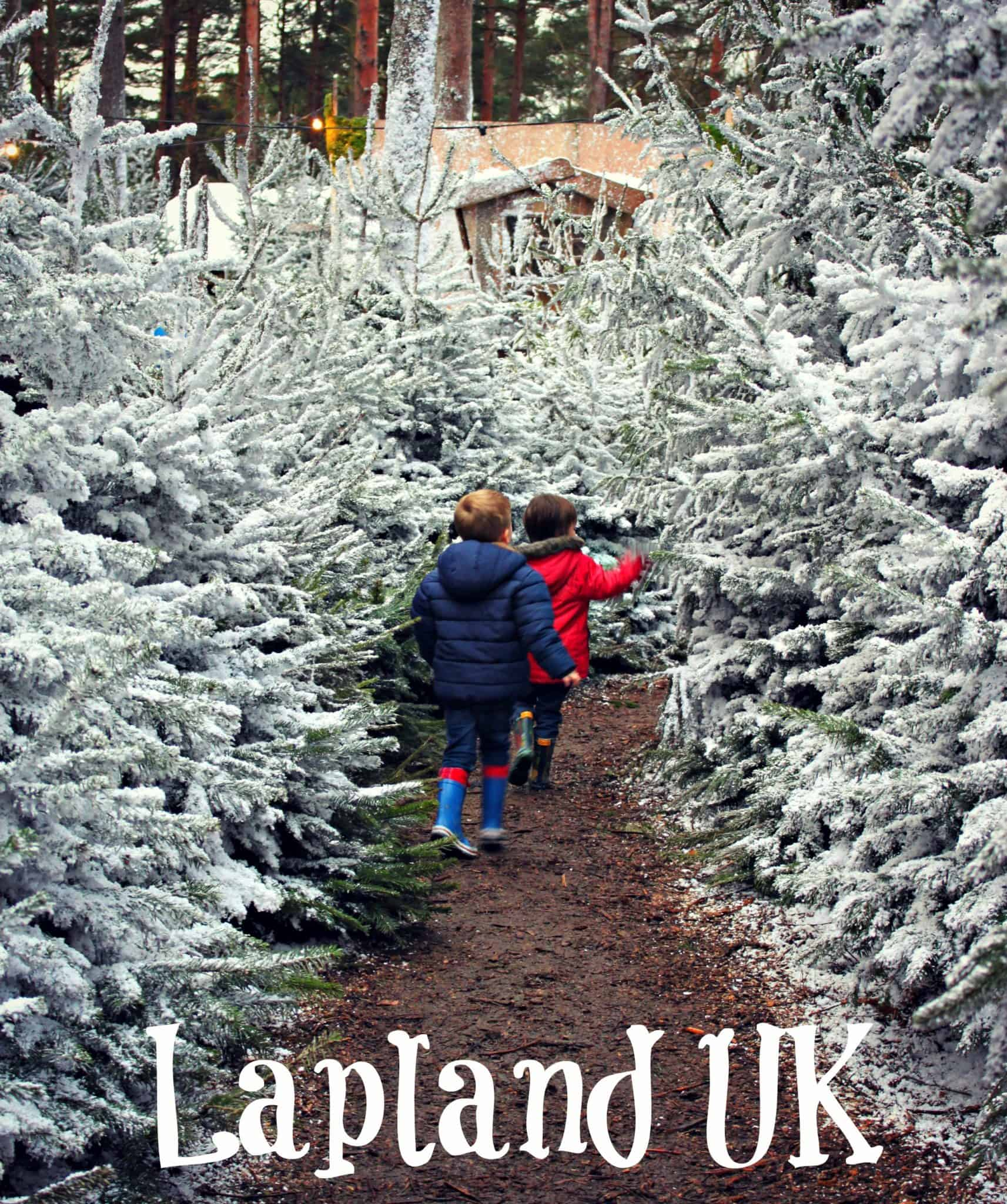 A Family Day Out at Lapland UK