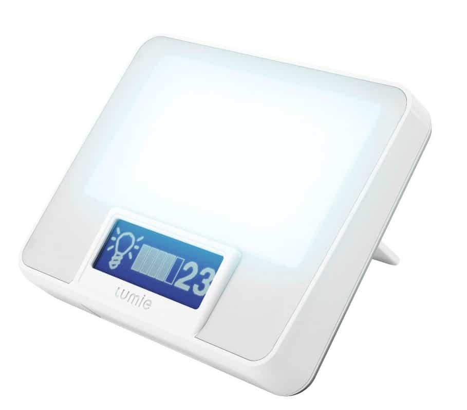 Reviewed: Lumie Zest Portable Alarm Clock