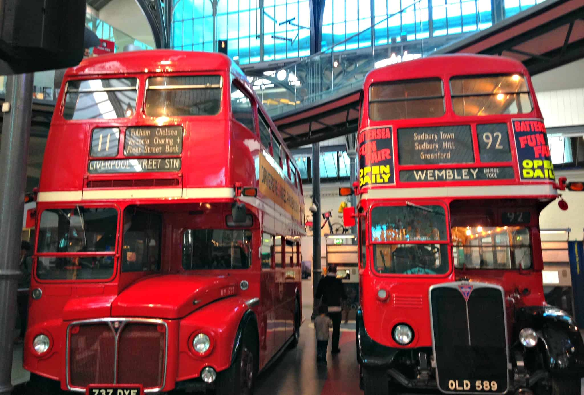 A Visit To The London Transport Museum | My Travel Monkey