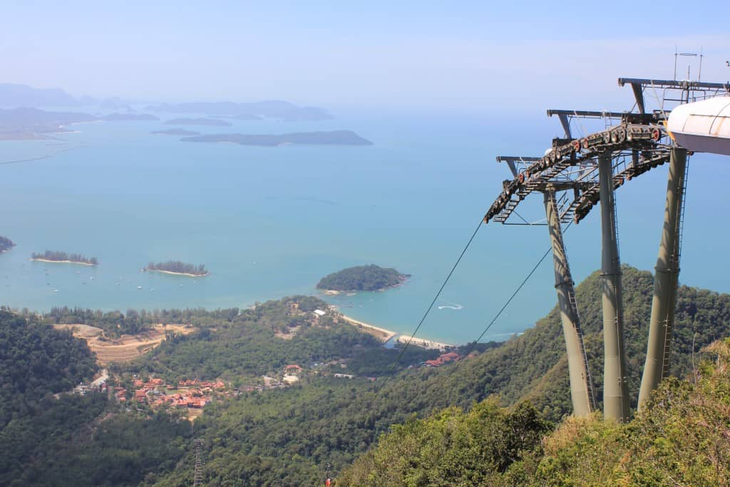 Langkawi Cable Car | My Travel Monkey