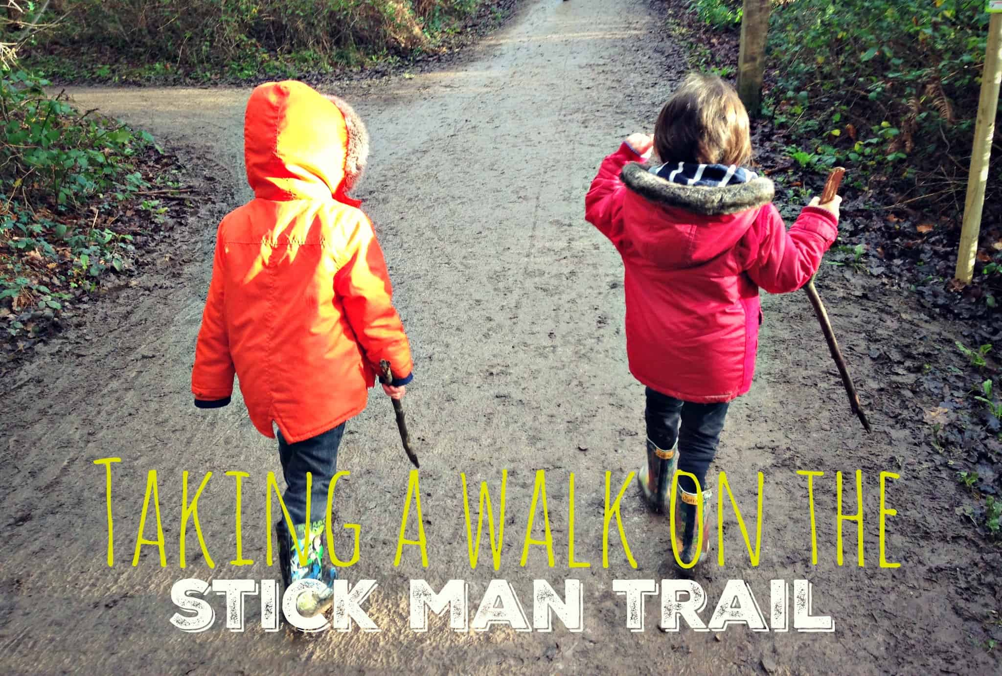 Taking a walk on the Stick Man Trail