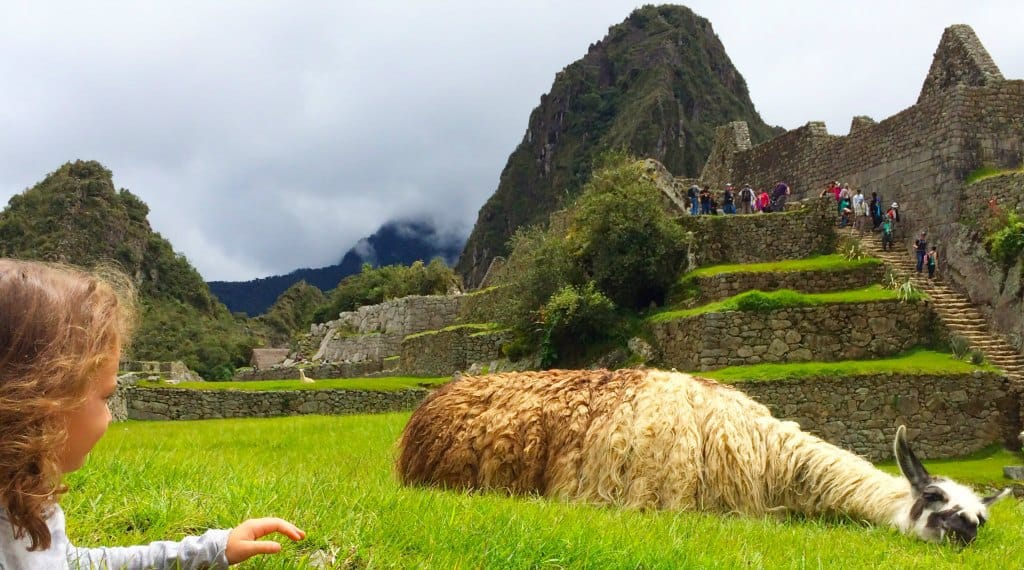 Macchu Picchu with kids | My Travel Monkey