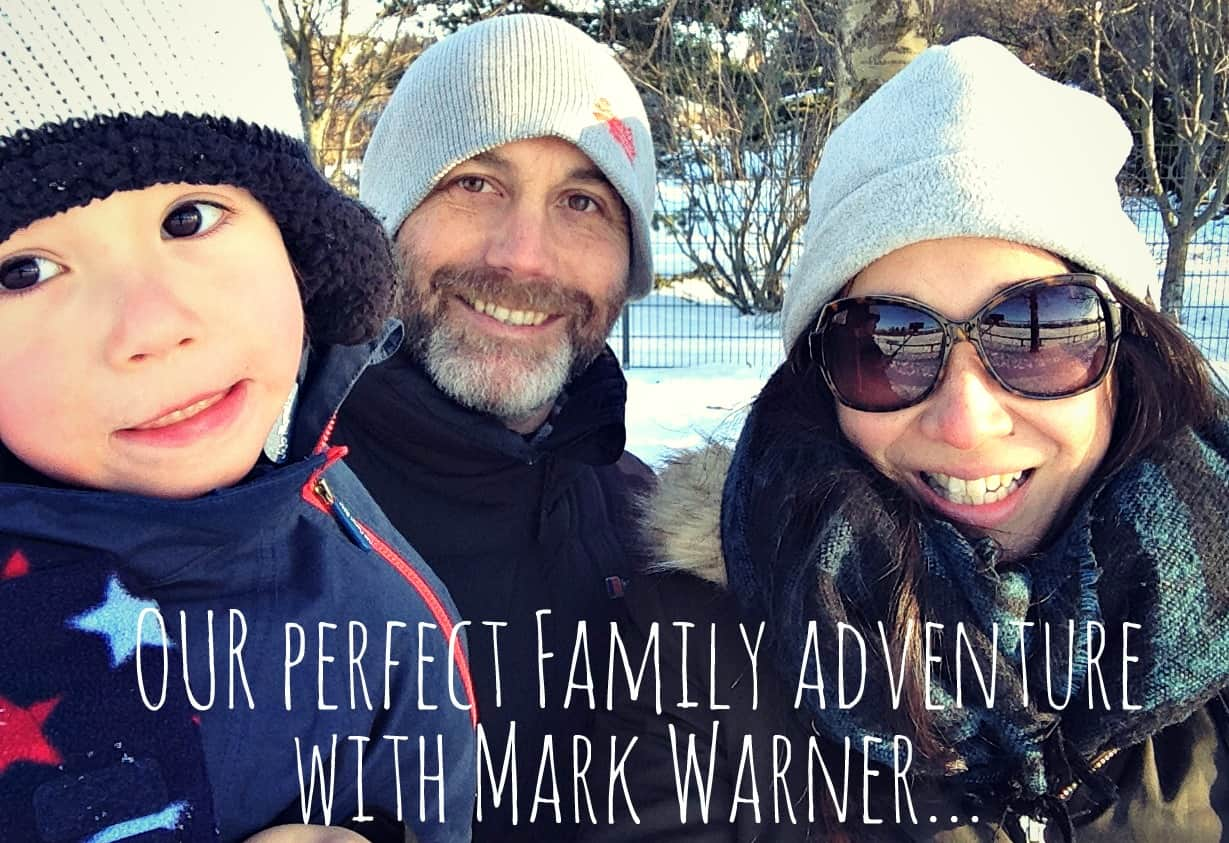 Our Perfect Family Adventure With #MarkWarner