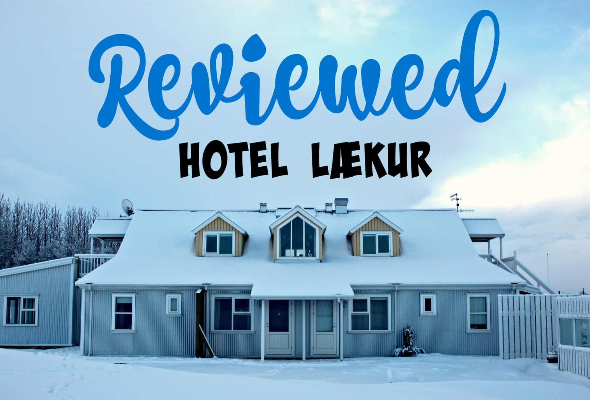 Reviewed: Hotel Lækur, Hella, Iceland Accommodation | My Travel Monkey