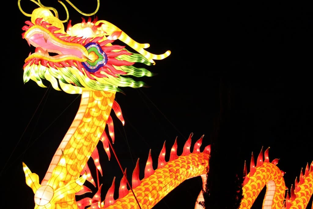 The Magic Lantern Festival at Chiswick House and Gardens