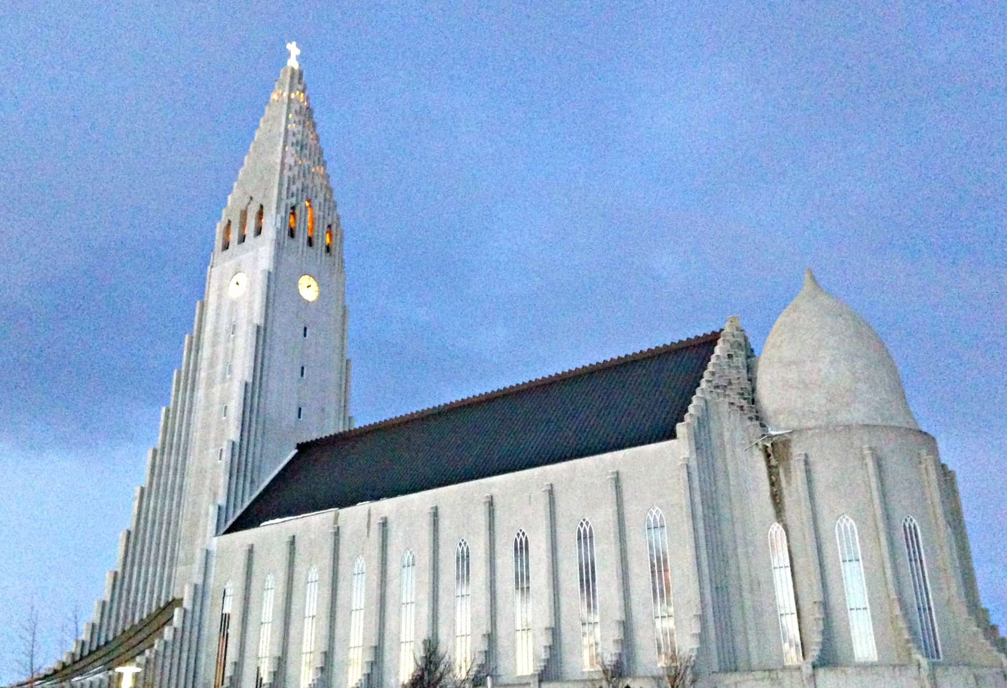 Hallgrimskirja Free things to do Reykjavik | My Travel Monkey