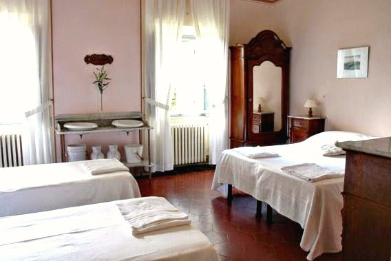 A Family Stay at Villa Pia in Tuscany