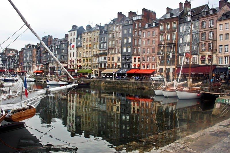 Honfleur-port