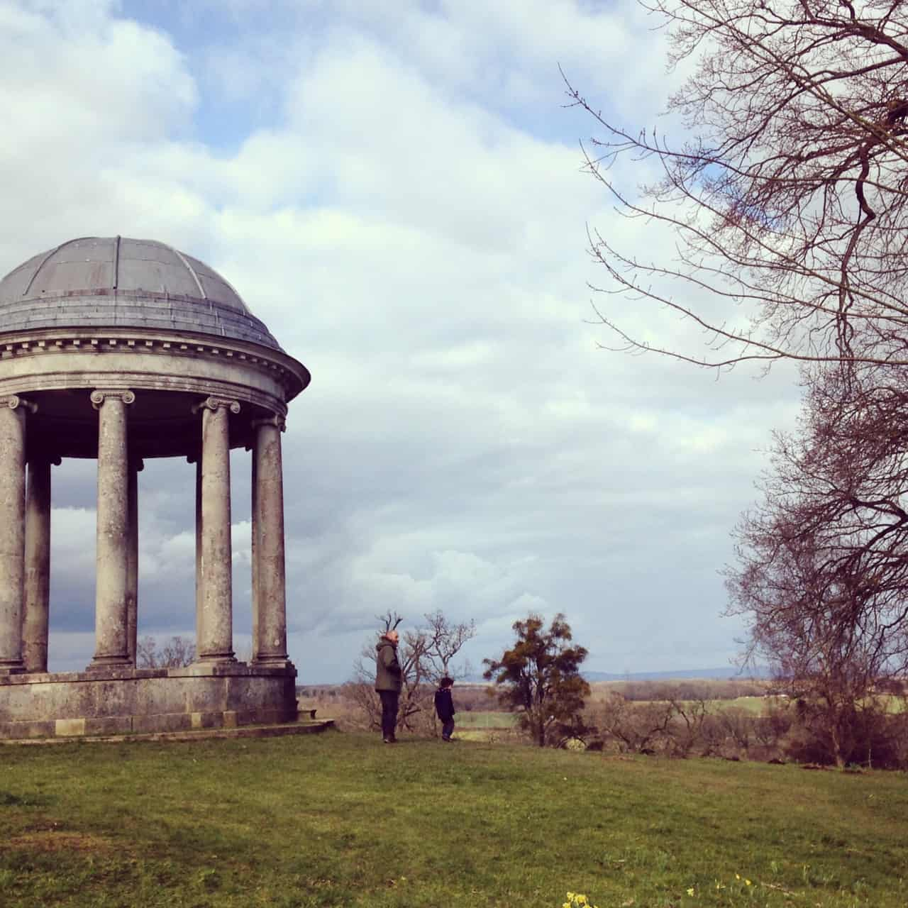 A Family Day Out at National Trust's Petworth House and Park