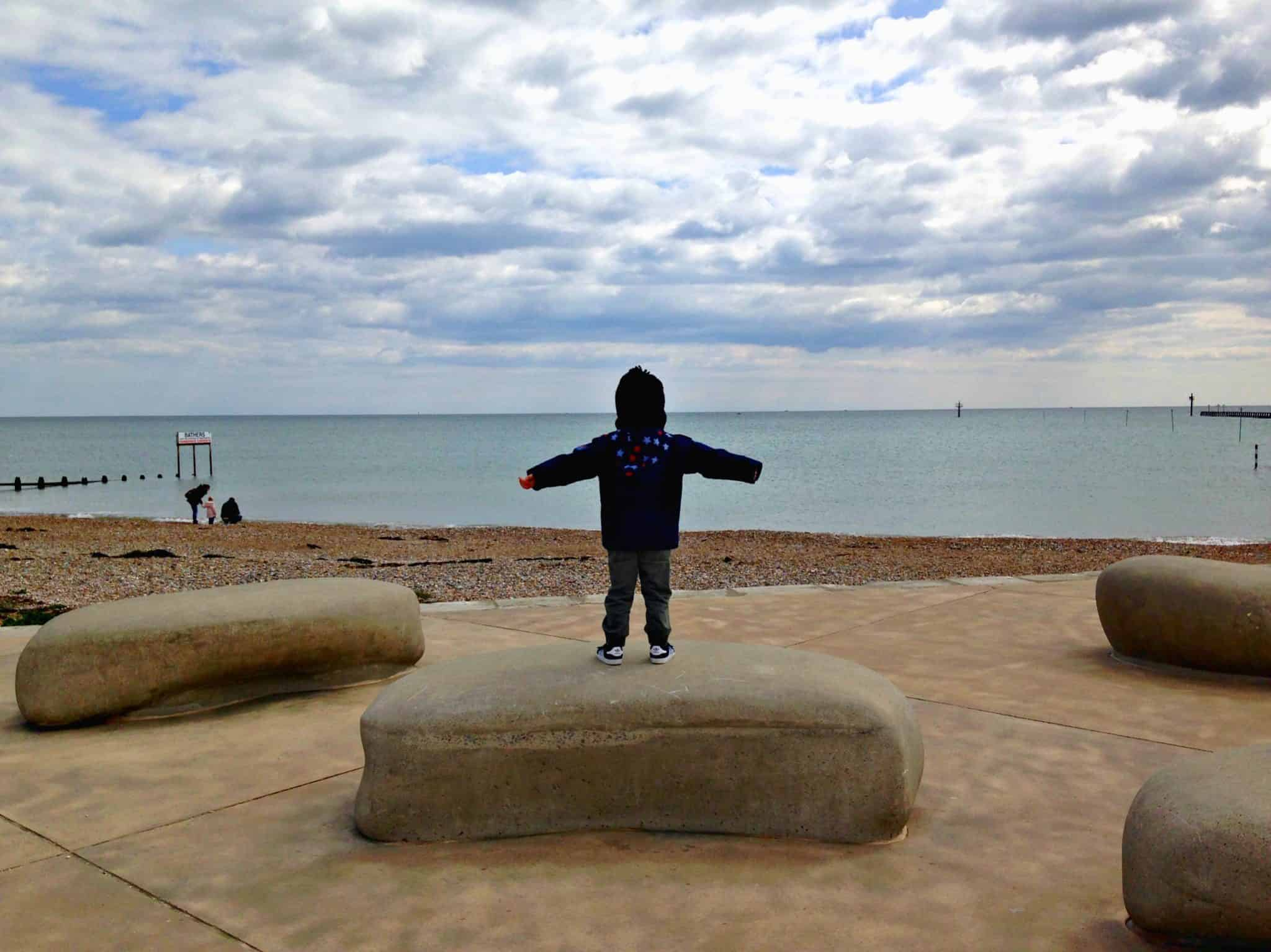 A Family Day Out at Littlehampton, West Sussex