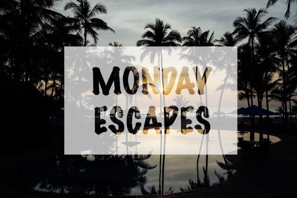 Monday Escapes #34