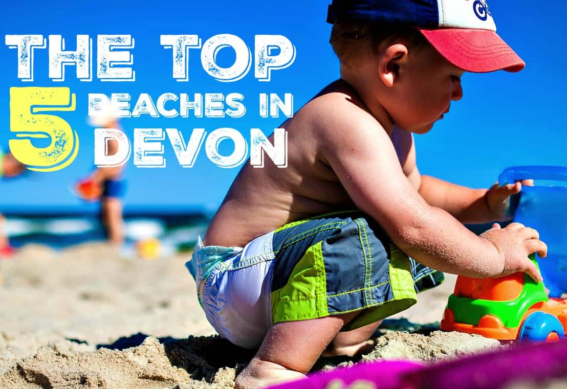 The Top Five Beaches in Devon