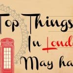 Urban Monkey Guide: Top Things To Do This May Half Term (2016)