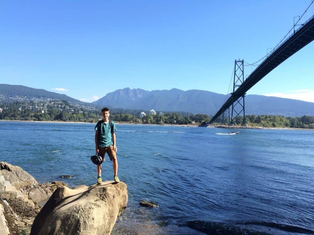 Holiday Snapshots #47 Vancouver, Canada