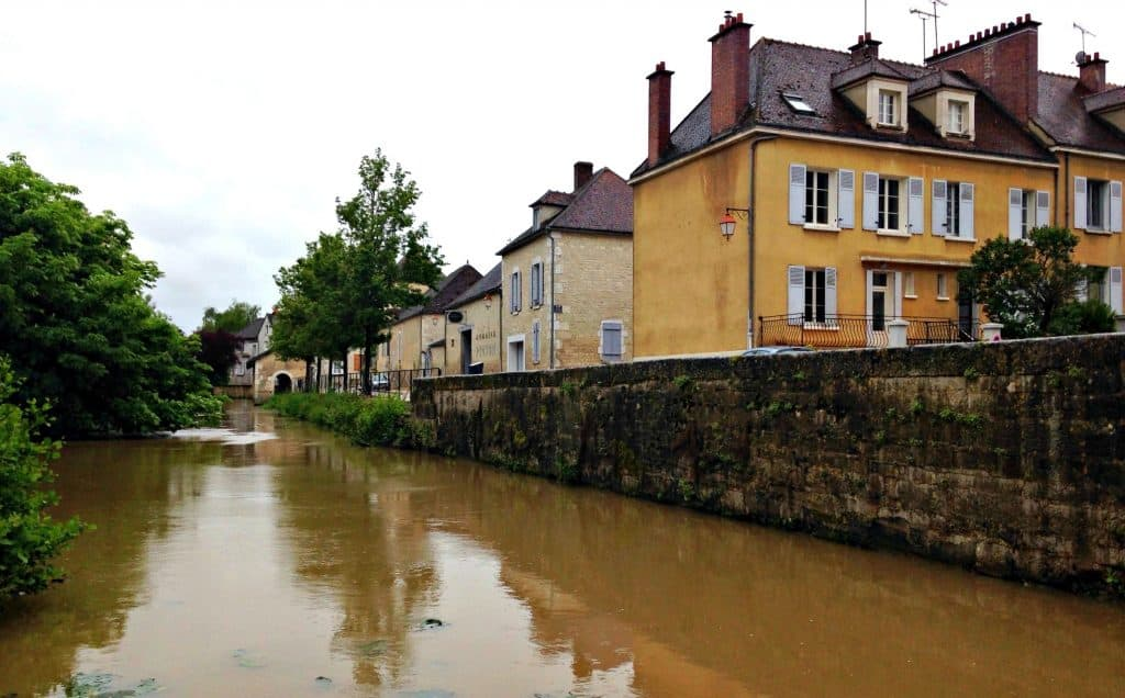 Taking The Burgundy Back Roads: Part One