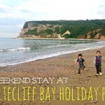 Reviewed: A Weekend Stay at Whitecliff Bay Holiday Park, Isle of Wight