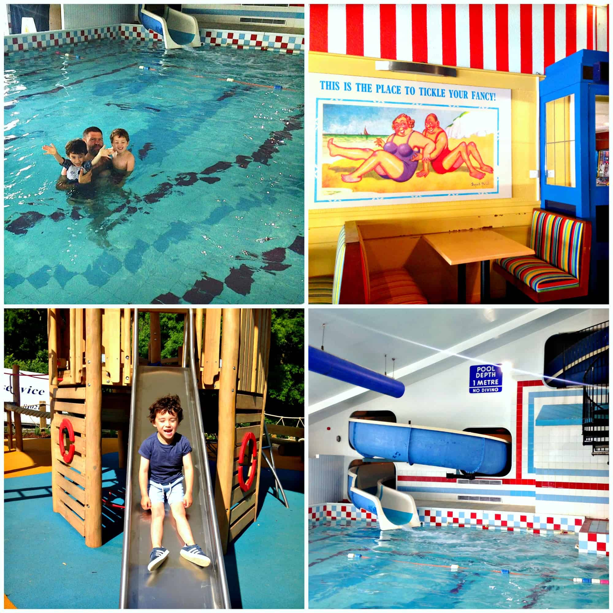 Whitecliff Bay Holiday Parks For Families, Isle of Wight | My Travel Monkey