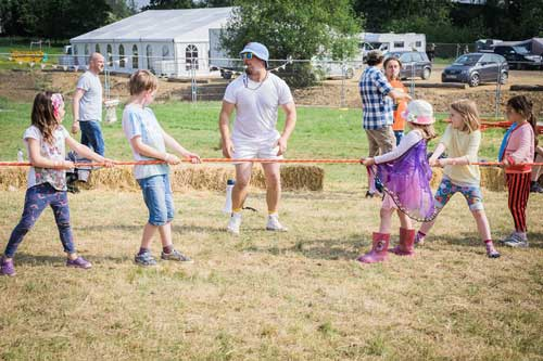 A Family Weekend at The Alfresco Festival, Tunbridge Wells