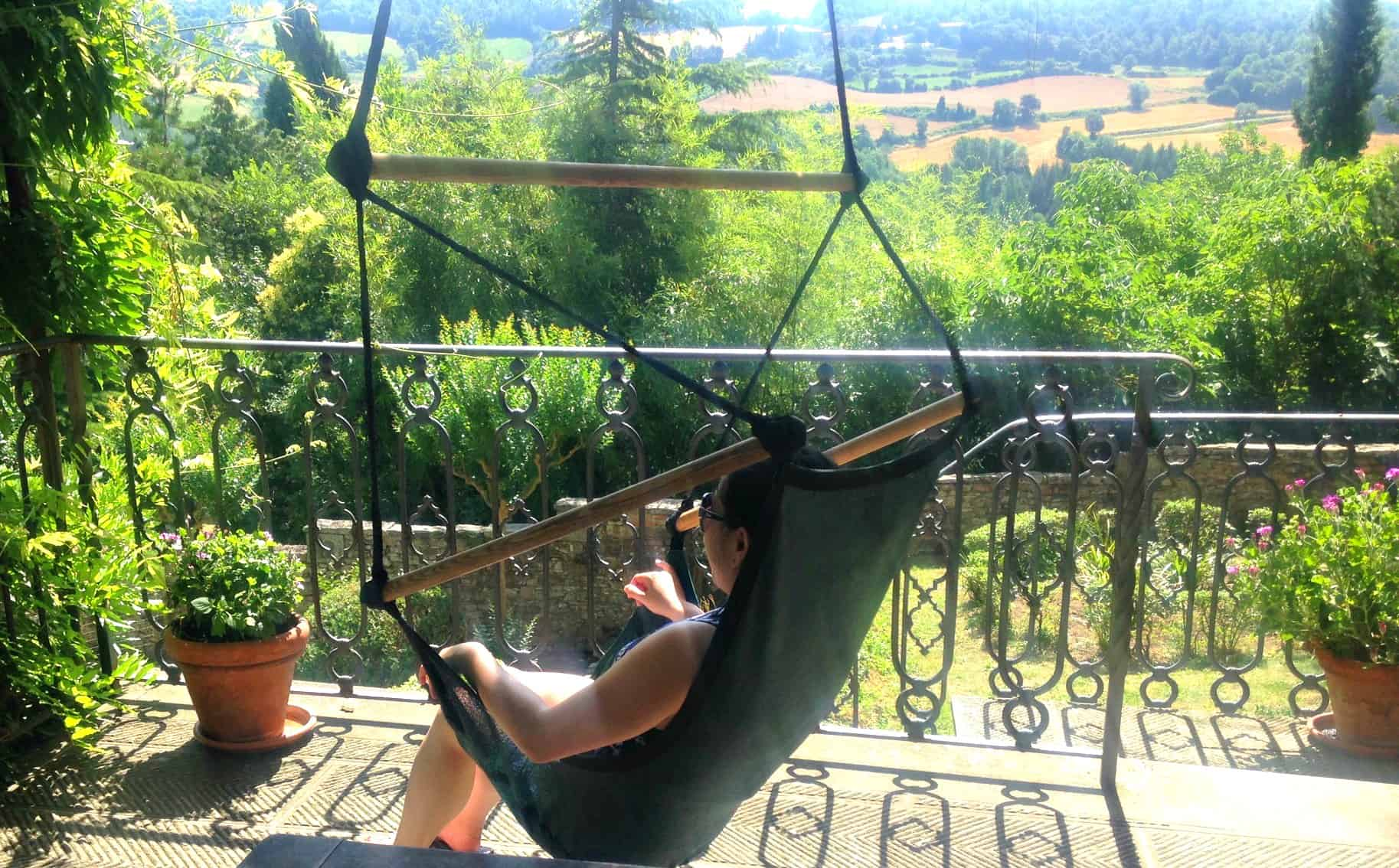 Reviewed: A Relaxing Family Stay at Villa Pia Italy | My