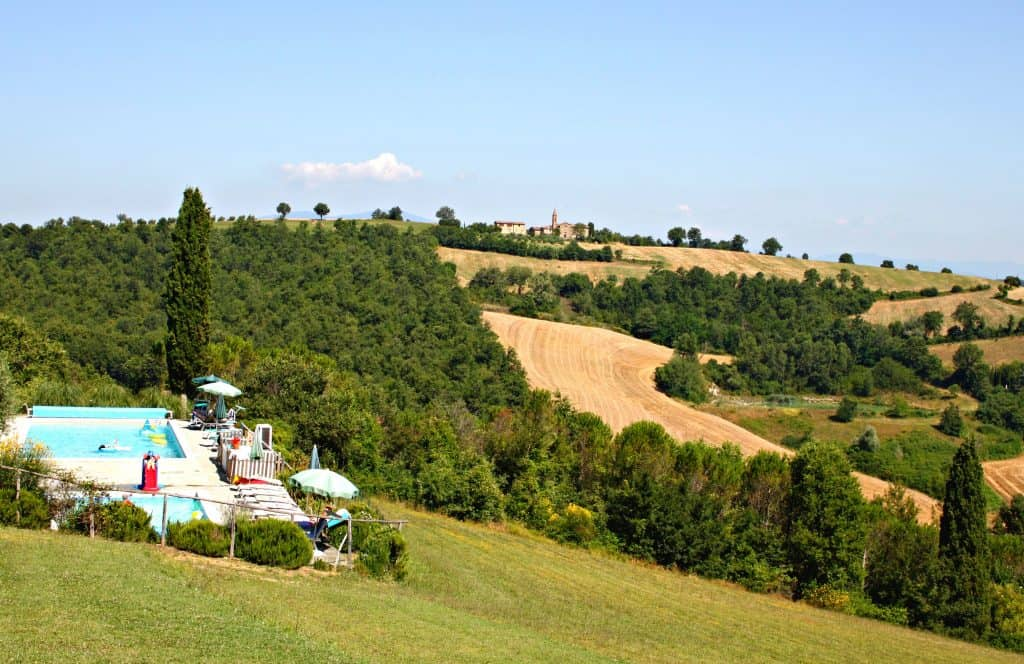 Reviewed: A Relaxing Family Holiday at Villa Pia in Lippiano, Italy