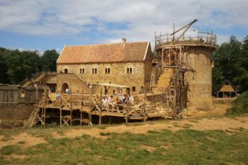Amazing Guédelon castle | My Travel Monkey