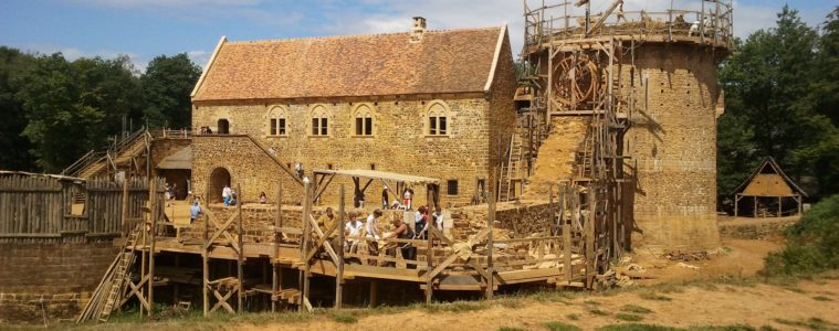 Amazing Guédelon castle | My Travel Monkey