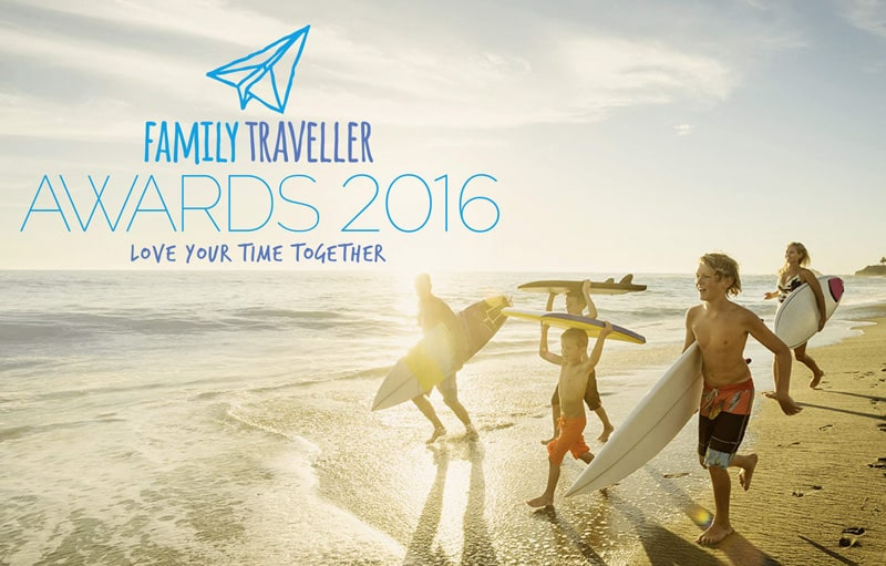 A Small Plea For Votes: Family Traveller Awards