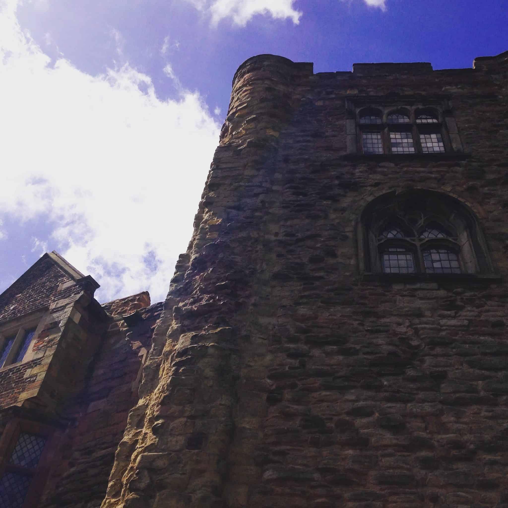 Exploring Tamworth Castle in Staffordshire