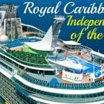 On Board Royal Caribbean's Independence of the Seas