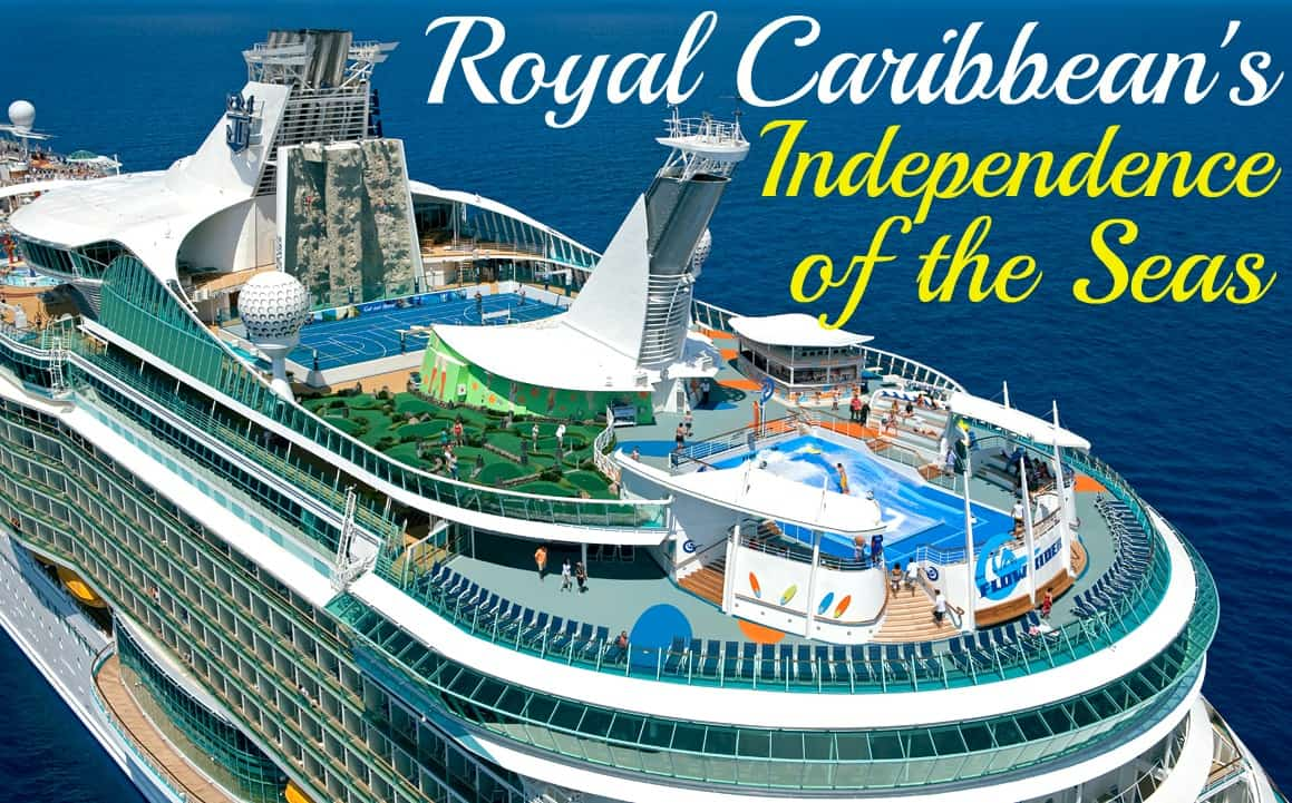 Royal Caribbean's Independence of the Seas | My Travel Monkey