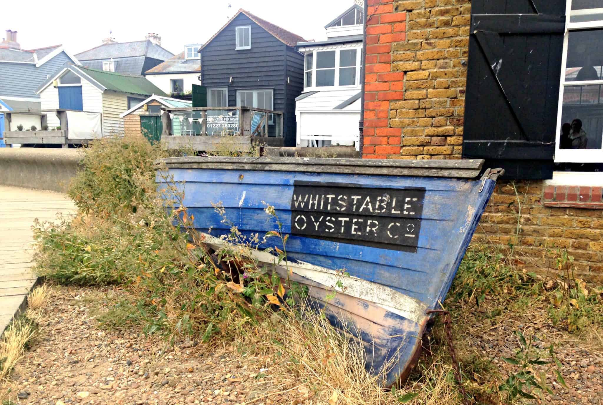 Where To Eat Oysters Whitstable in Kent | My Travel Monkey