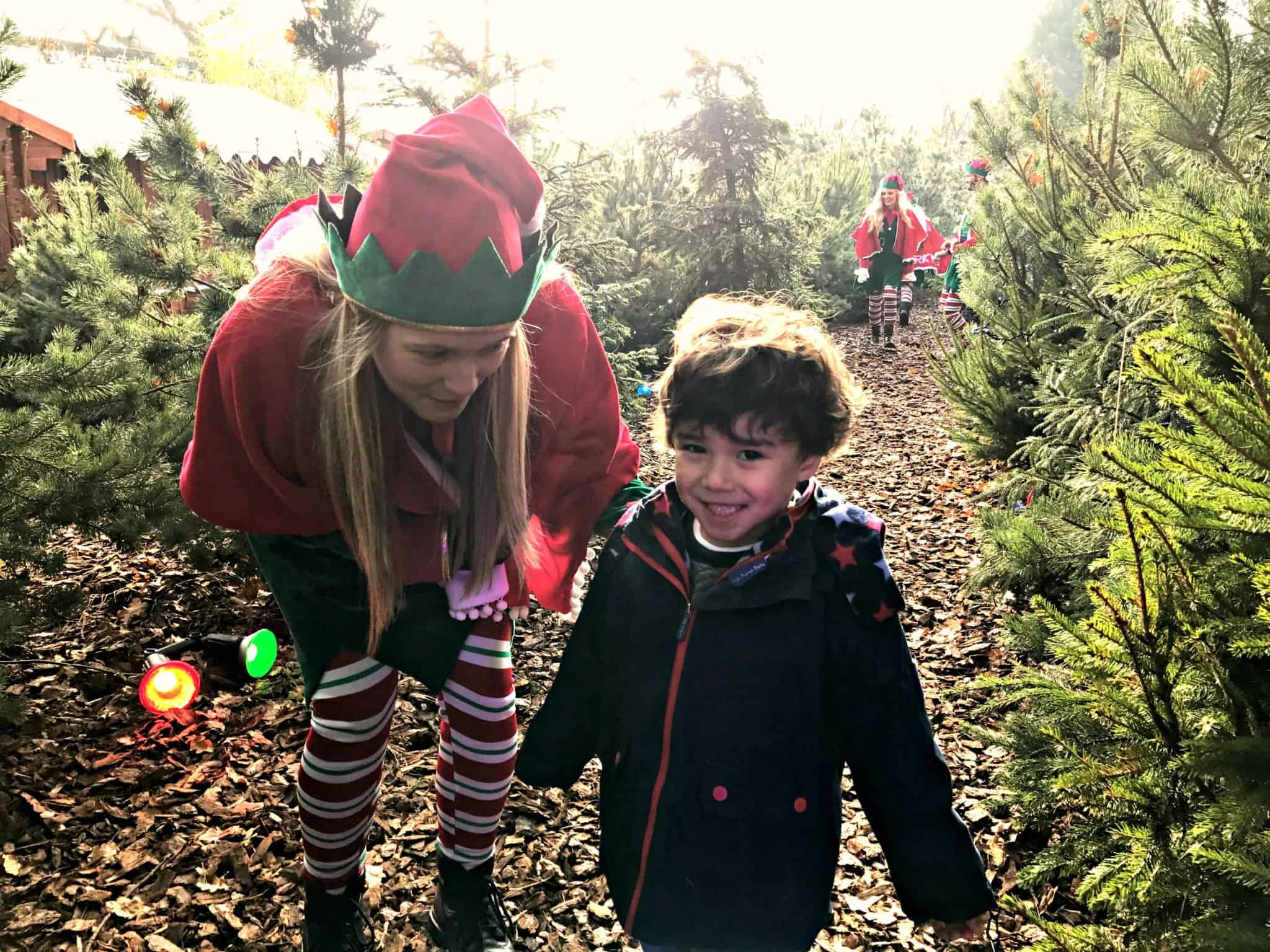 Chessington World of Adventures at Christmas | My Travel Monkey
