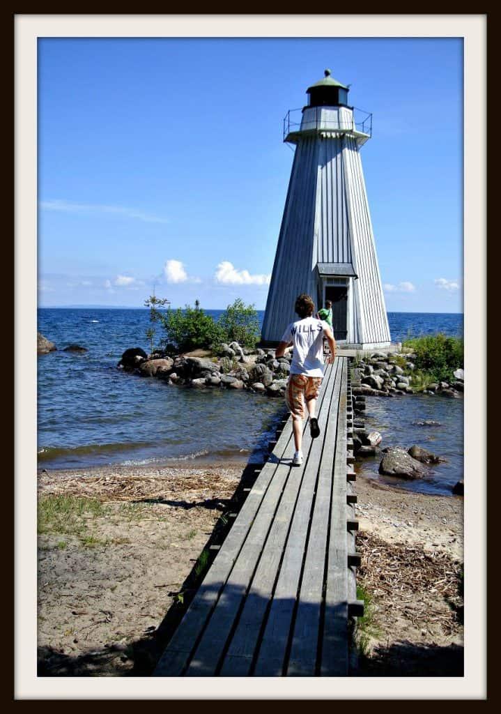 Lake Vattern Lighthouse | MyTravel Monkey