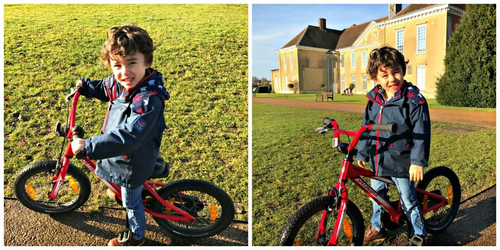On Your Bike! Family Cycling in London and Surrey