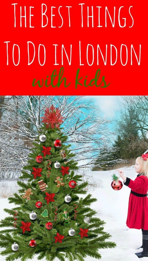 The Best Things To Do This Christmas in London With Kids (2016)