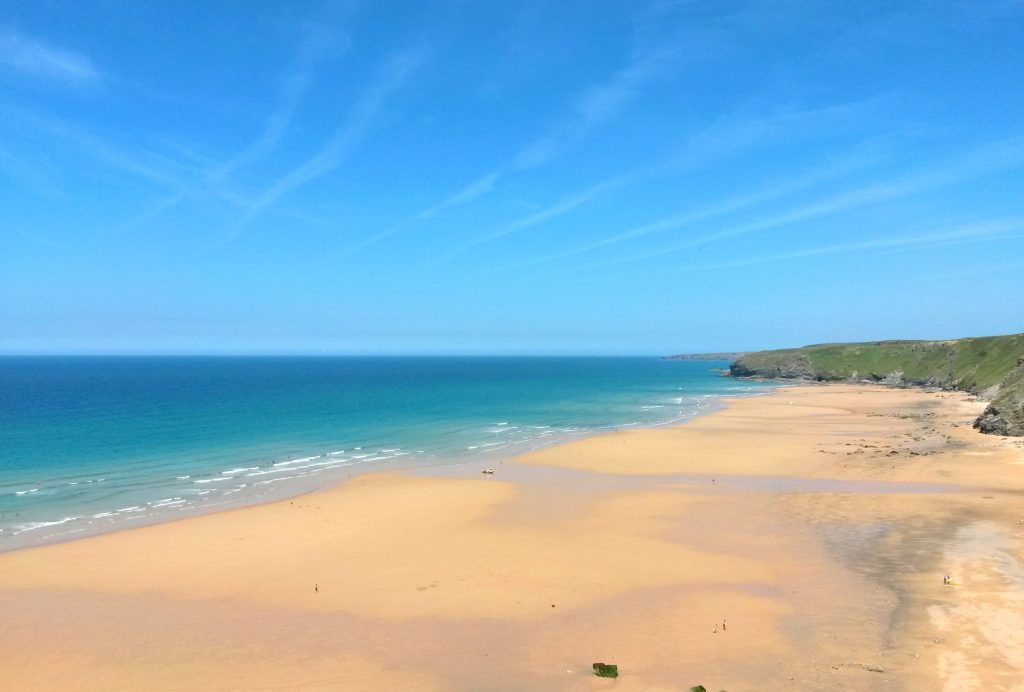 Family Travel Inspiration: Sands Resort Hotel & Spa in Cornwall