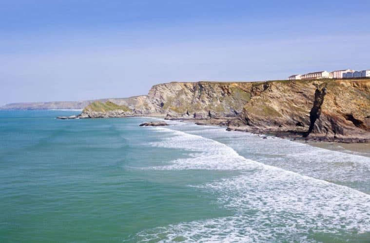 Cornwall Hotels With Pools