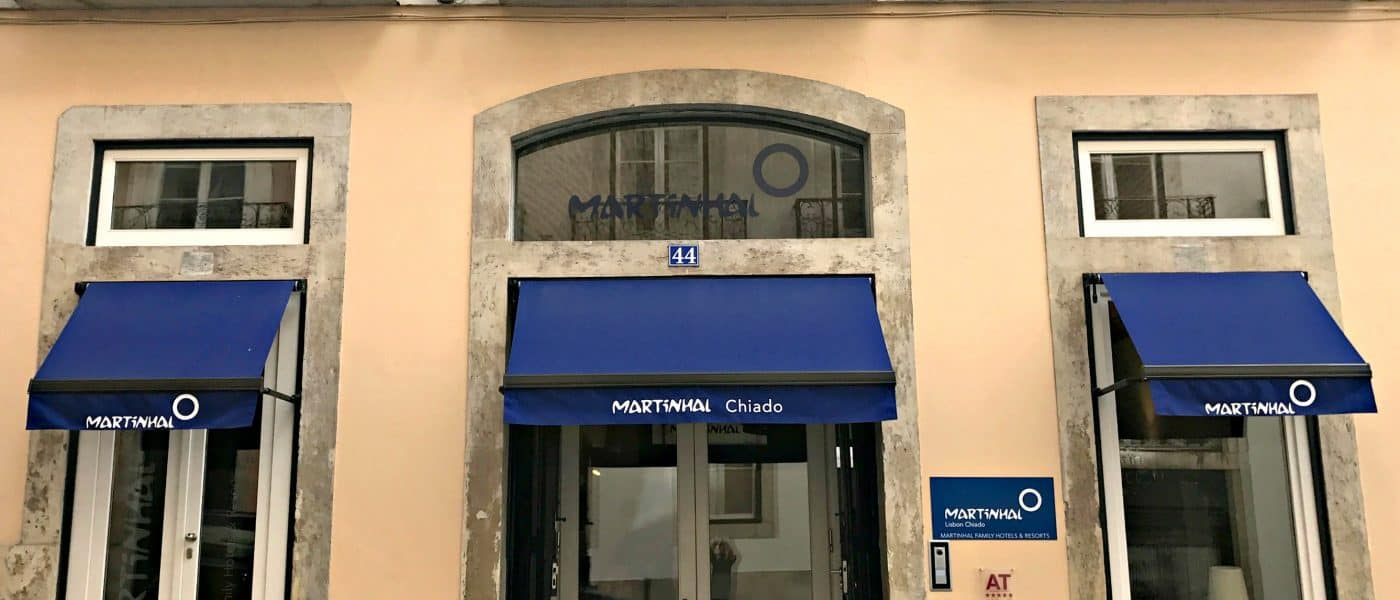 Reviewed: Martinhal Chiado Family Suites, Lisbon, Portugal