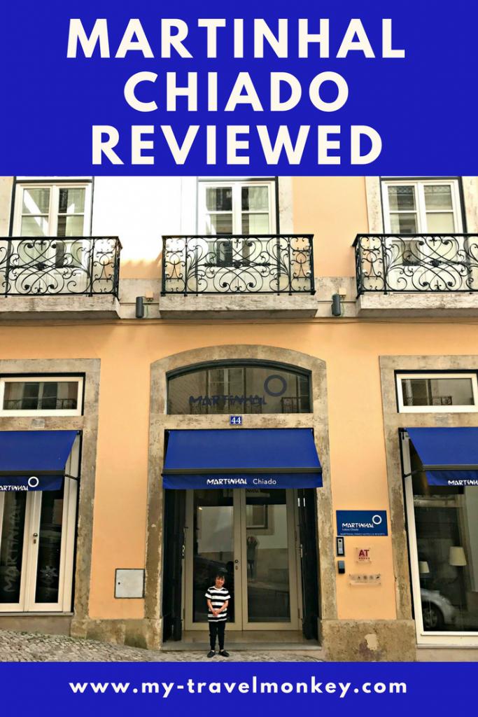 Reviewed: Martinhal Chiado Family Suites, Lisbon, Portugal