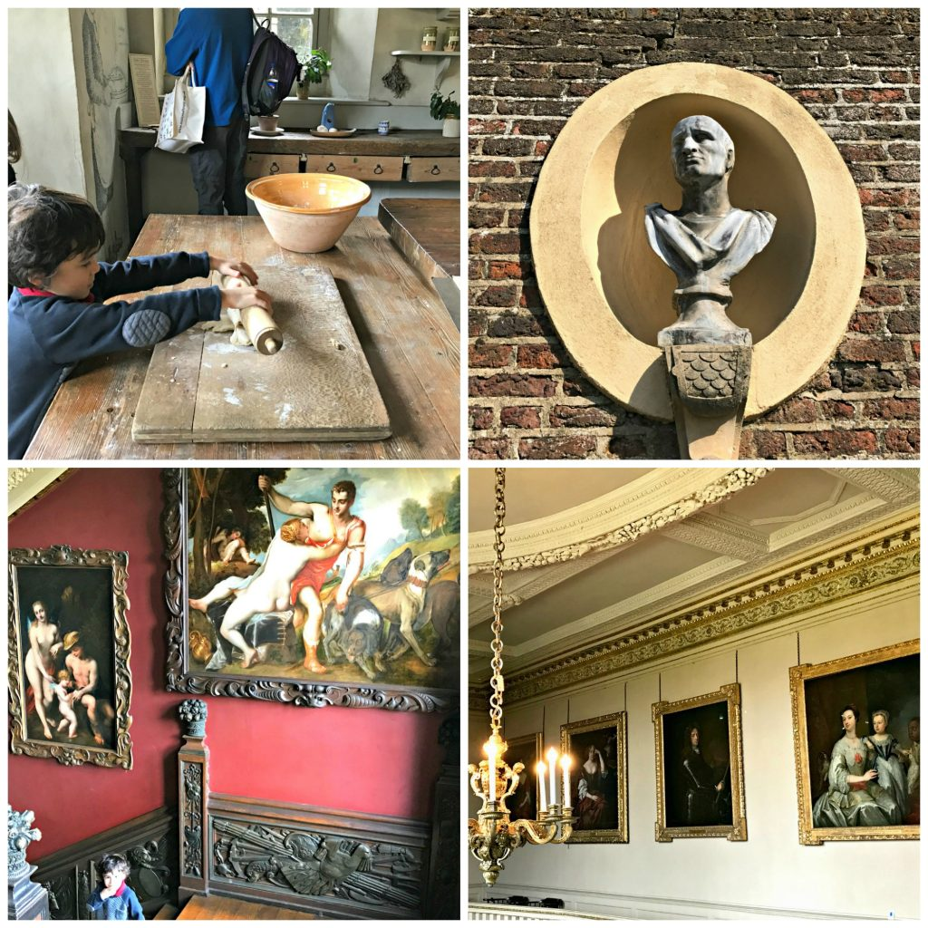 A Family Day Out at National Trust's Ham House, London