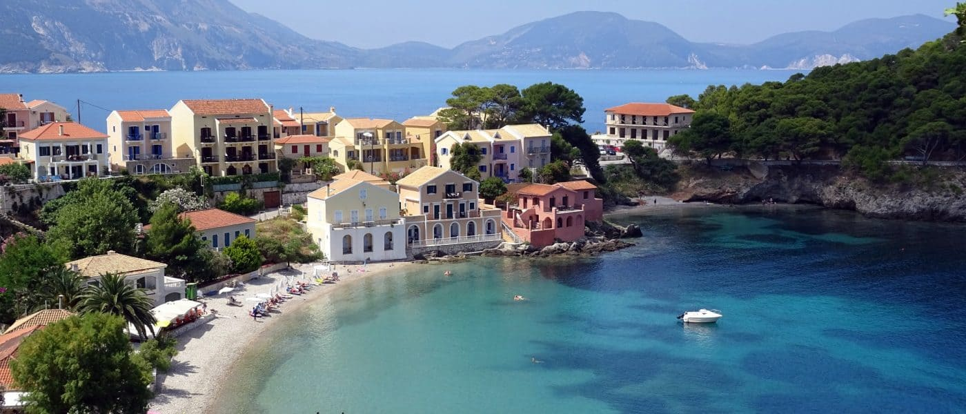 Family Travel Inspiration: Kefalonia, Greece