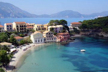 Family Travel Inspiration: Kefalonia, Greece