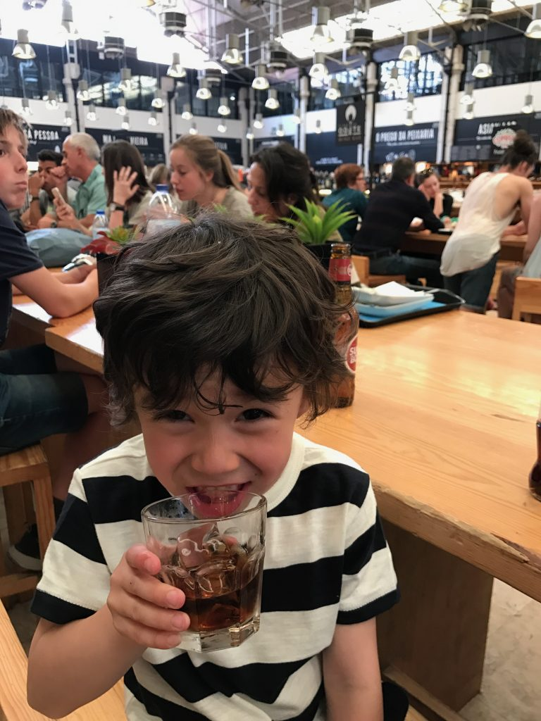 Eating Out With Kids in Lisbon | My Travel Monkey