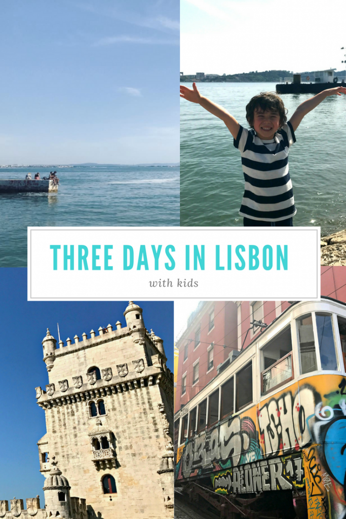 Three Days in Lisbon – With Kids