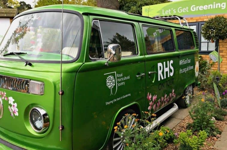 Exploring RHS Wisley, Surrey