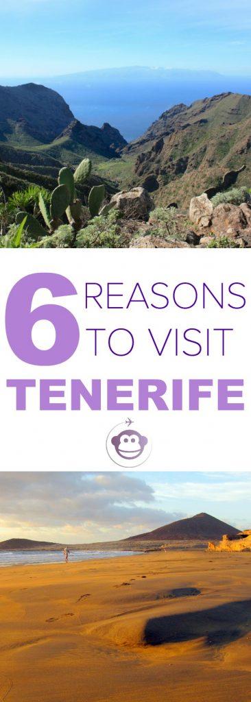 Six Reasons To Visit Tenerife
