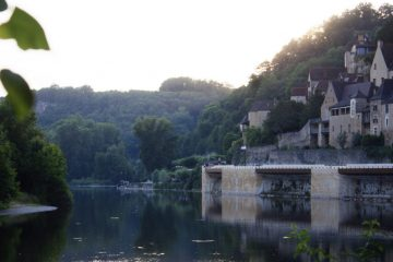 A Perfect Week Of Summer Family Camping In The Dordogne, France