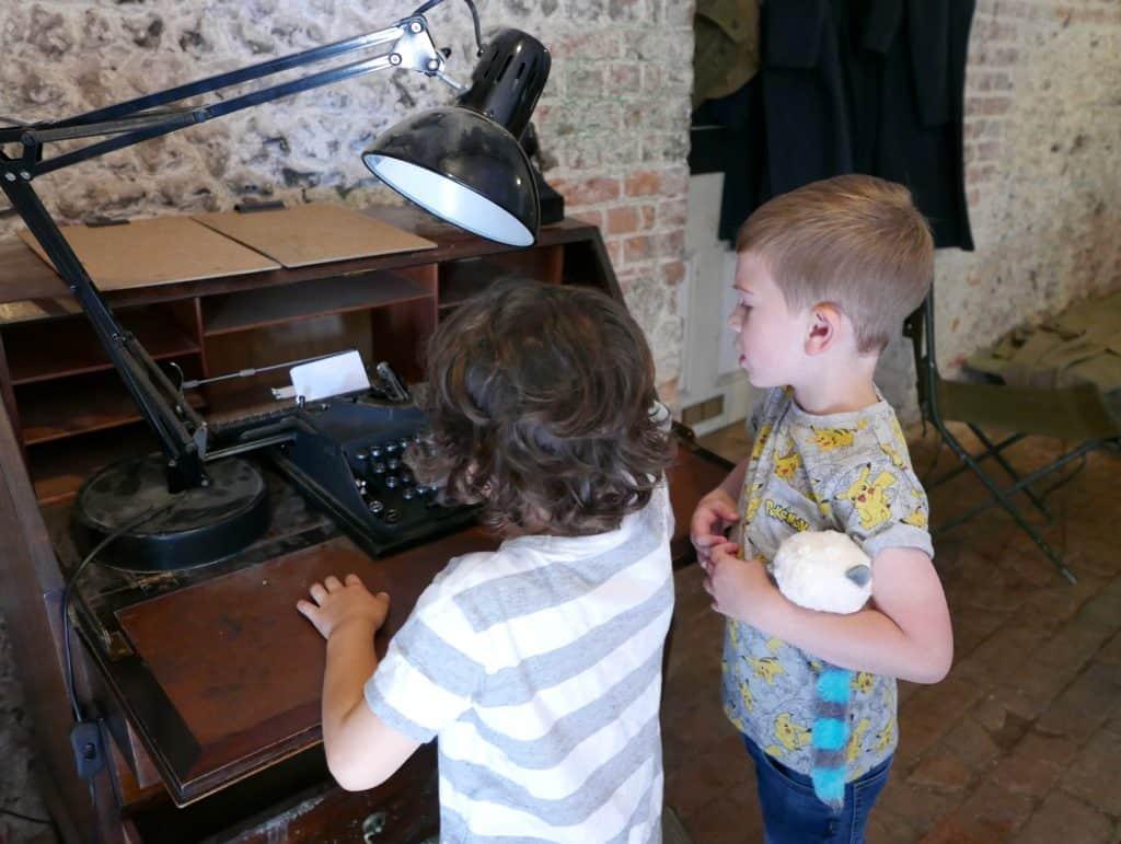 Uncovering A Wartime Secret at National Trust's Hughenden Manor