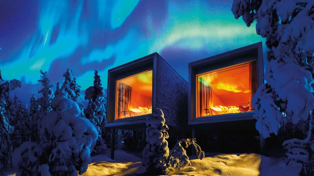 The World's Most Amazing Hotels - September's Picks: Arctic House, Finland