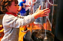 A Visit to the Science Museum in London